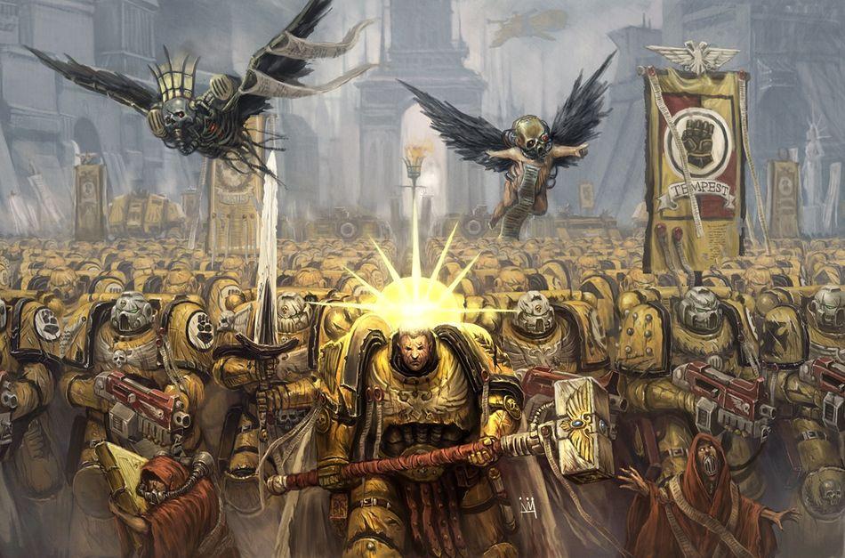 [Horus Heresy] Fanfiction : La Bataille de Terra (Projet et discussions) - Page 3 873528Battle1