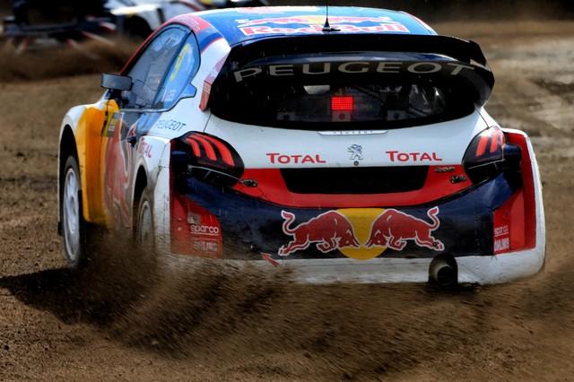 Troisième podium d'affilée pour Sébastien Loeb et la PEUGEOT 208 WRX, au Canada 873585598762c635b8azoom