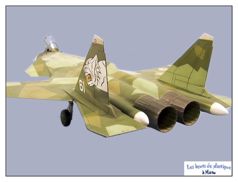 berkut - Su-37 Berkut Hobby Boss 1/72 [+ autres photos] 873598Berkut41