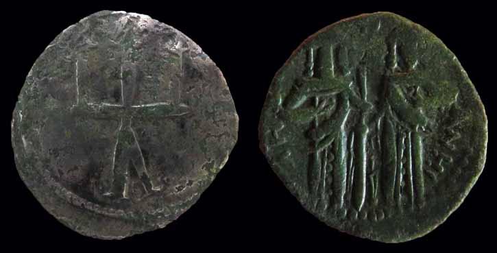 Michael Chichman et Yvan Stefan 1323-1330 type II, Var. A. 874532Sanstitre