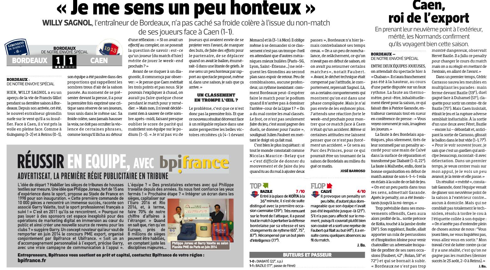 [10e journée de L1] Girondins de Bordeaux 1-1 SM Caen - Page 2 874582bordeaux