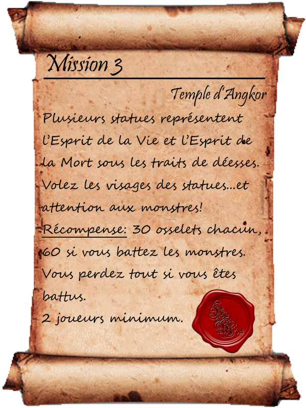 Indiscrétions humaines - Mission 3 875490mission3