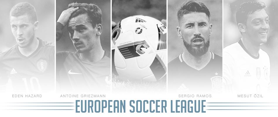 European Soccer League