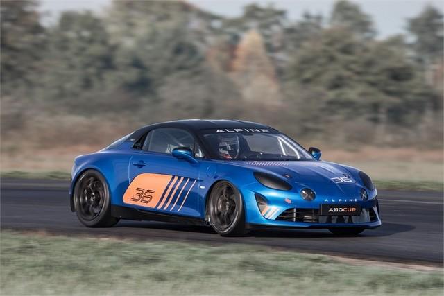 Alpine A110 Cup : une authentique voiture de course, taillée pour les plus grands circuits européens 875945211987092017AlpineA110Cup