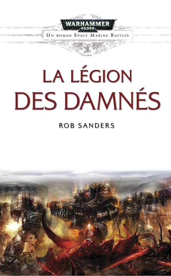 La Légion des Damnés de Rob Sander 876589FRlegionofthedamnedG