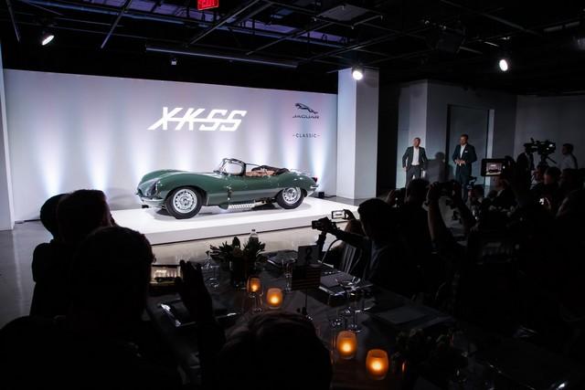 La « Nouvelle Jaguar XKSS D'origine » Dévoilée À Los Angeles  876972xksspetersenmuseum024