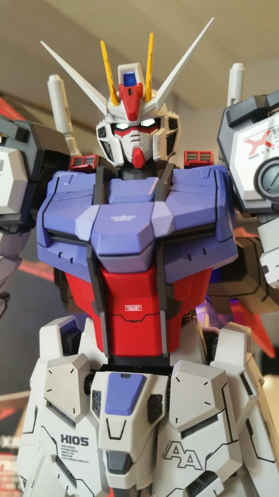 Review/Edito : Strike Gundam Metal Build 1/72 by Moshow la leçon Chinoise donnée a Bandai  877175201610061500211