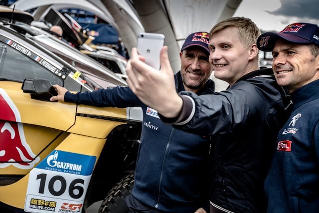 Peugeot dans les starting-blocks pour le Silk Way Rally ! 879259595f82c63cebb