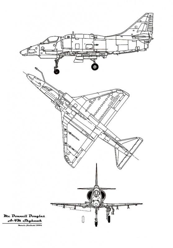 DOUGLAS A-4 SKYHAWK [NOUVELLE VERSION] 879496DouglasA4MSkyhawk