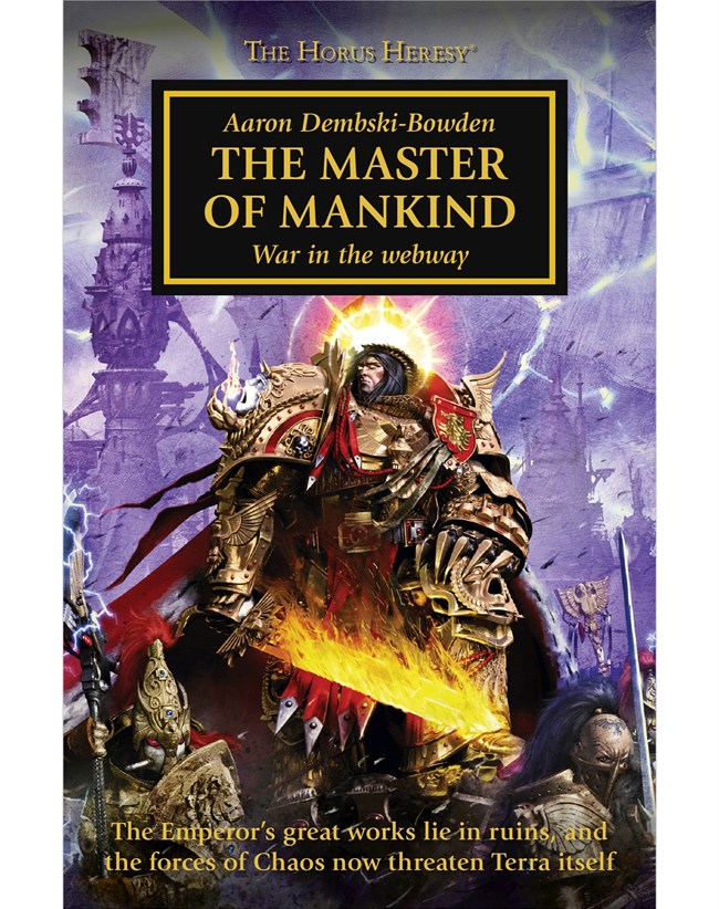 Programme des publications The Black Library 2016 - UK - Page 8 879721BLPROCESSEDMasterofMankindcover