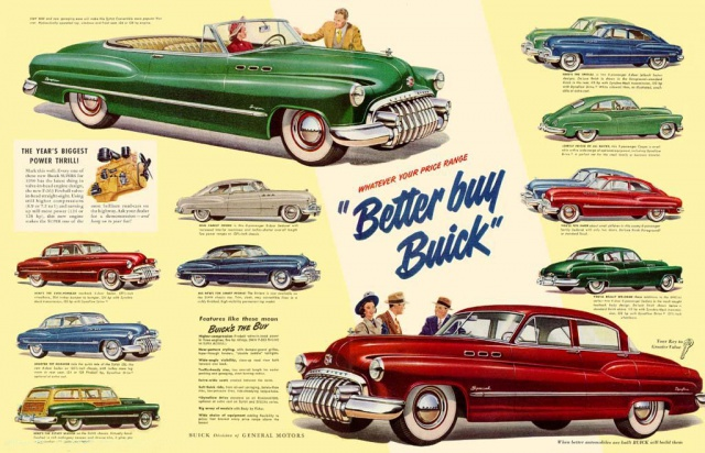 Antique Cars Adverts Revised 8799901950BuickAd01
