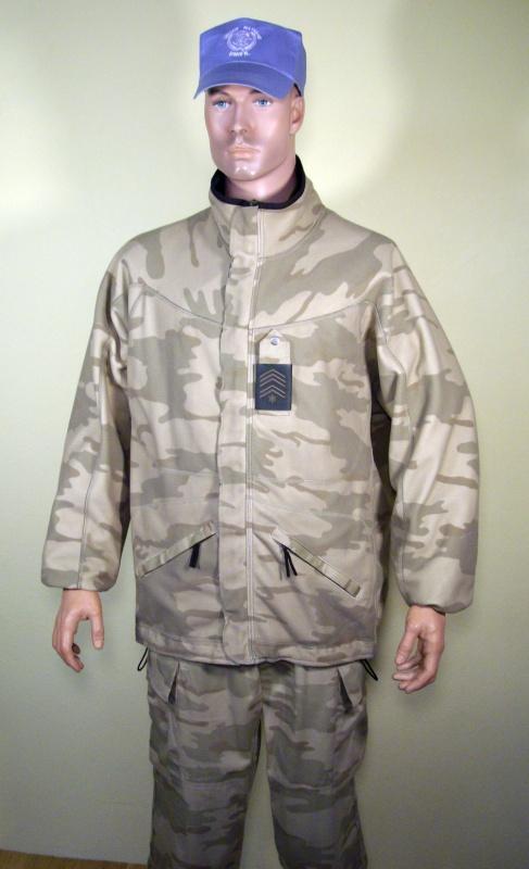 Jigsaw camo reversible fleece display 880379IMGP00062
