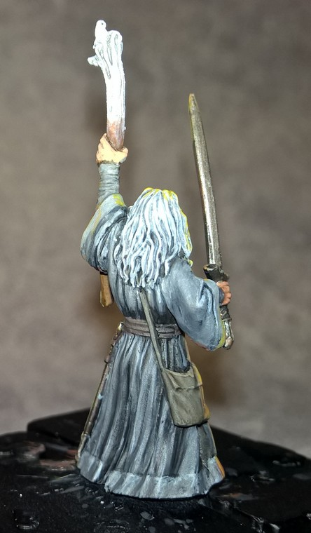 Gandalf à Khazad Dum - Terminé ! 880423Gandalf2