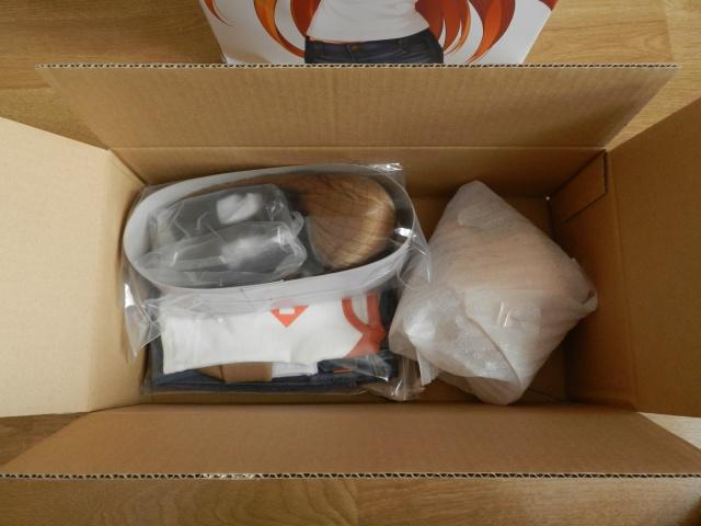 Box opening Smart Doll Mirai 88054720141222124057