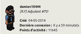 [P.N] Rapports d'activités de damien10444 - Page 3 881612Connexion2