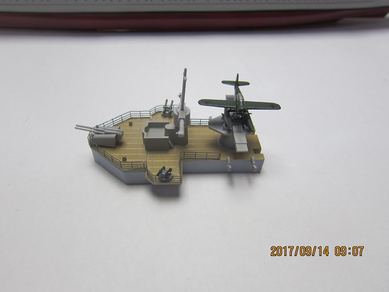 Cuirassé Admiral SCHEER hELLER 1/400 882395IMG4850Copier