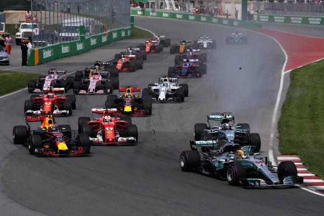 F1 GP du Canada 2017 : Victoire Lewis Hamilton 8854812017gpducanada