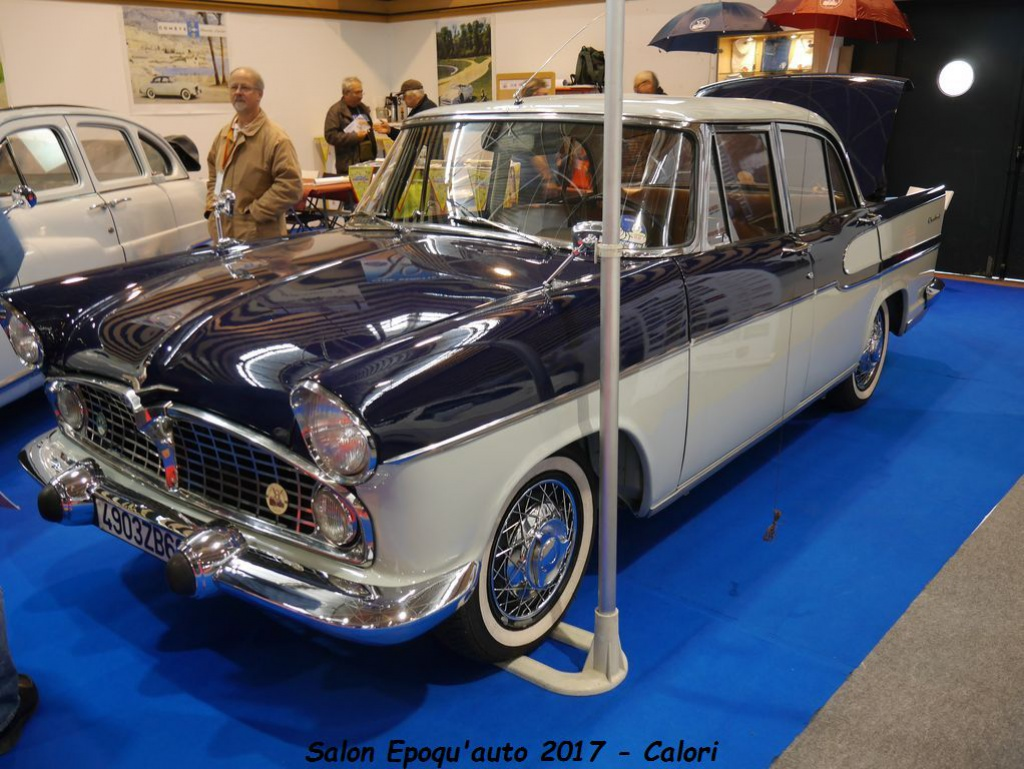 [69] 39ème salon International Epoqu'auto - 10/11/12-11-2017 - Page 5 886103P1070600