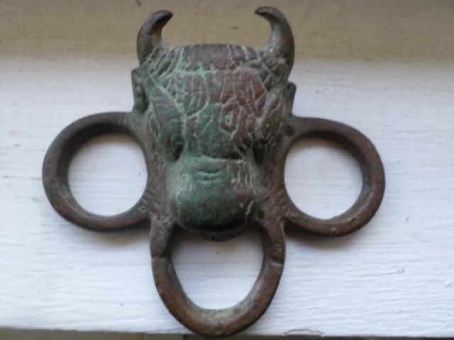 Antiquité en bronze à identifier 886262596194SAM4227