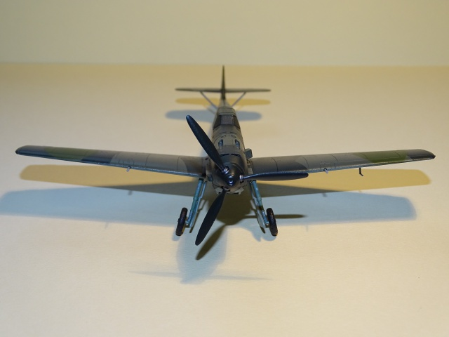 Bf 109 E3 WNr 1304 du JG 76 capturé le 22/11/1939 [Tamiya 1/72]  (Terminé) 886478DSC03708