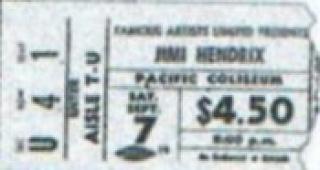 Vancouver (Pacific Coliseum) : 7 septembre 1968 886845EW68144444444413