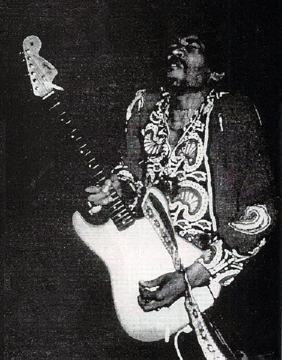 Houston (Sam Houston Coliseum) : 4 août 1968  88822319680804