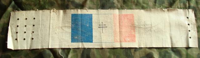 Le Bataillon de Choc 1943/1963. Photos. 888471Brassardinvasion1
