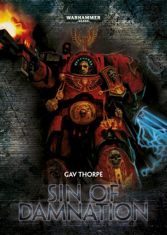 Sin of Damnation de Gav Thorpe - Novella 889477SinofDamnationA5HBcover