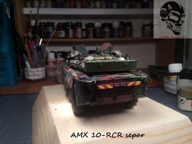 AMX 10 RCR SEPAR maquette Tiger Model 1/35 - Page 2 890002IMG3820