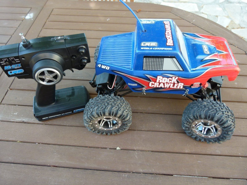 LRP Rock Crawler 1/18 890770aaa
