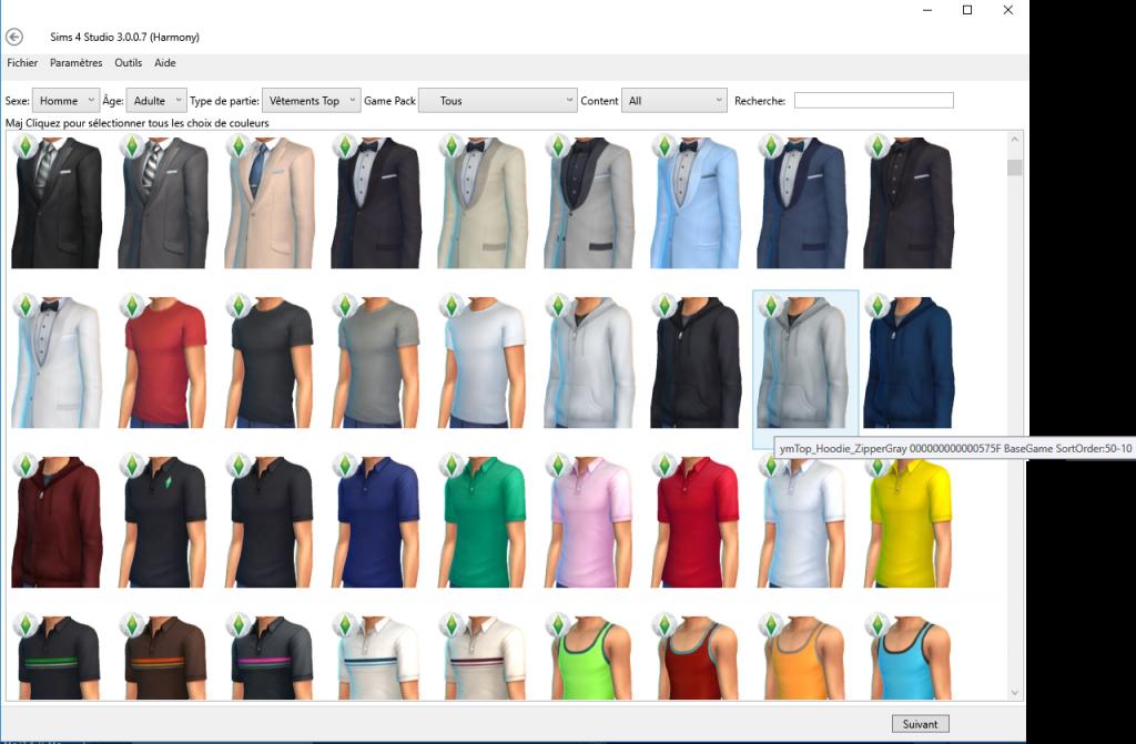 [Atelier de création de vêtement] Partie 1 : Recoloration simple 890925vtementchoisi