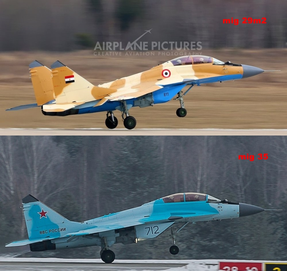 """روسيا ملتزمة بعقد بيع مقاتلات """"ميغ 29"""" إلى سلاح الجو المصري 89092801vert"""