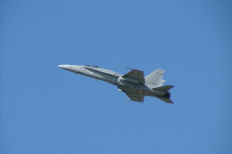 MCDONNELL-DOUGLAS F/A-18 HORNET  891686F_18C_Finlandais