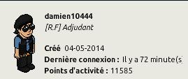 [P.N] Rapports d'activités de damien10444 - Page 3 892036Connexion