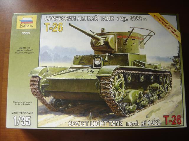 T-26 mod 37 Iran 1941 (Zvezda 1/35e) 892547juillet2010107