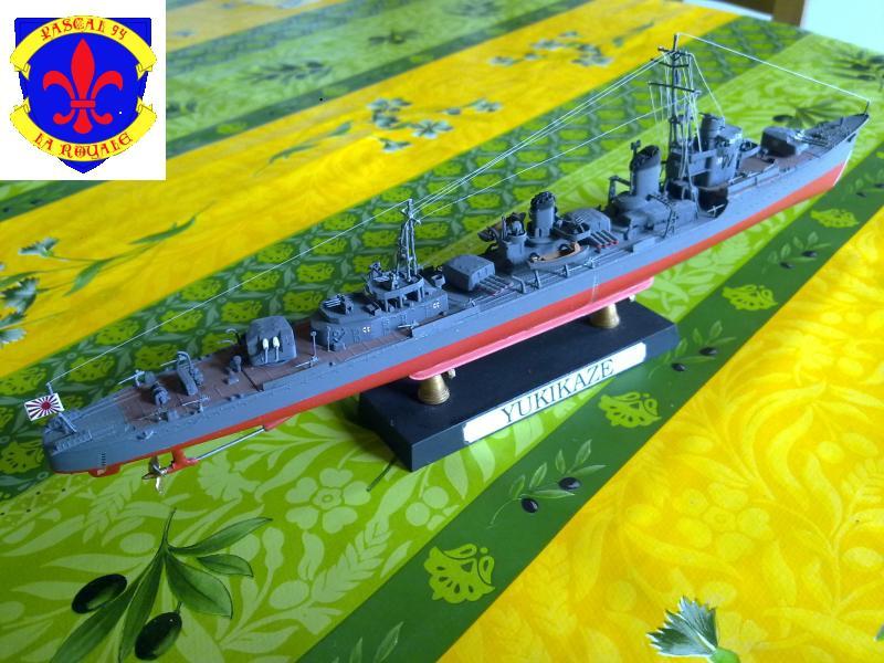 "Yukikaze ""opération Ten-Go 1945"" 892914010920111633L"