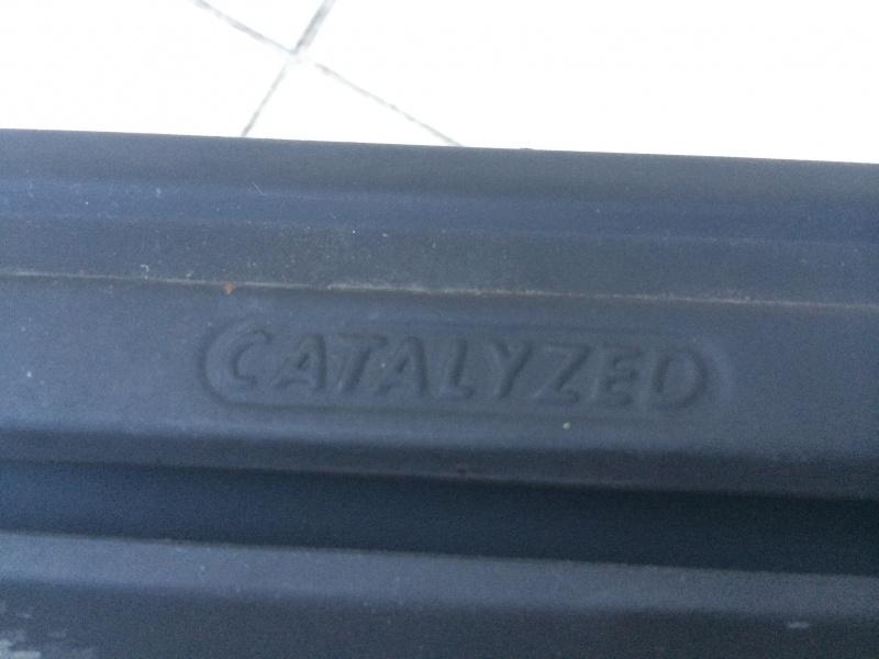Vend Pot Catalytique Ciao 2005 TRÈS RARE ! 892989Photo01062014210014