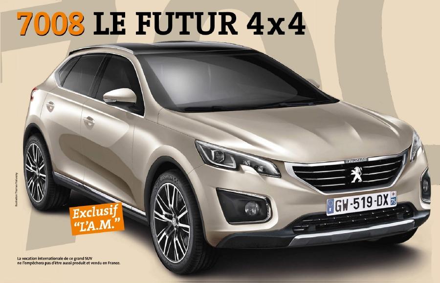 2023 - [Peugeot] 6008/7008 - Page 2 8934837008