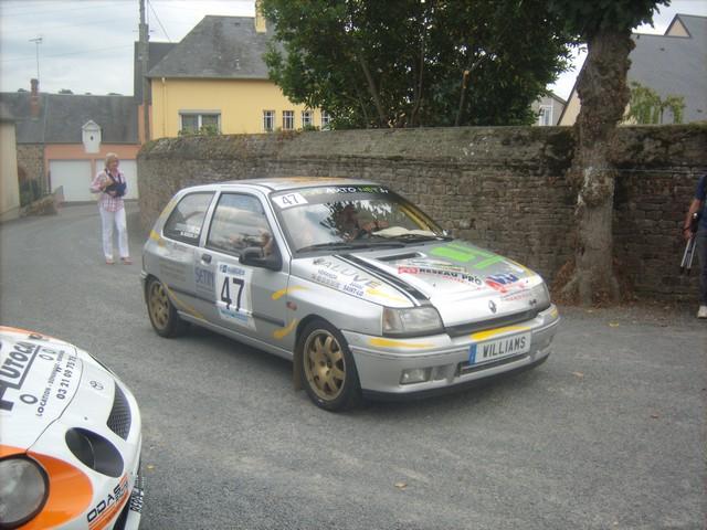 32è Rallye Tessy sur Vire Gouvets 2013 (vérifications techniques)  894815Aug3125
