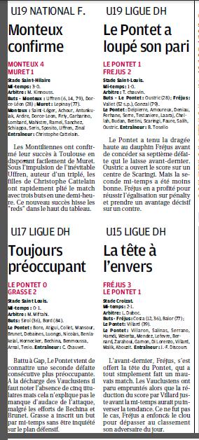 Football Club Féminin Monteux Vaucluse et Monteux foot seniors et jeunes  8953329822