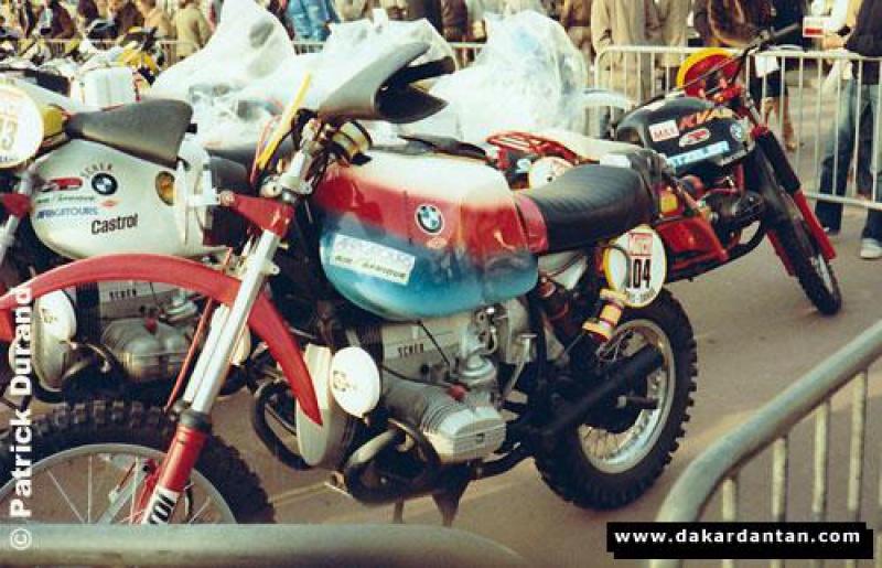 Retrospective descente ancienne nationale 20 Paris Dakar 28 décembre 2016 8961982097