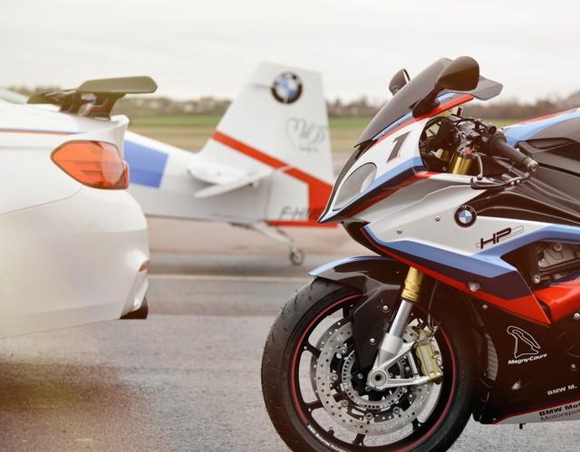 BMW a officialisé le 9 mars son partenariat avec le Circuit de Nevers Magny-Cours  896514P90250626highRespartnershipbetween