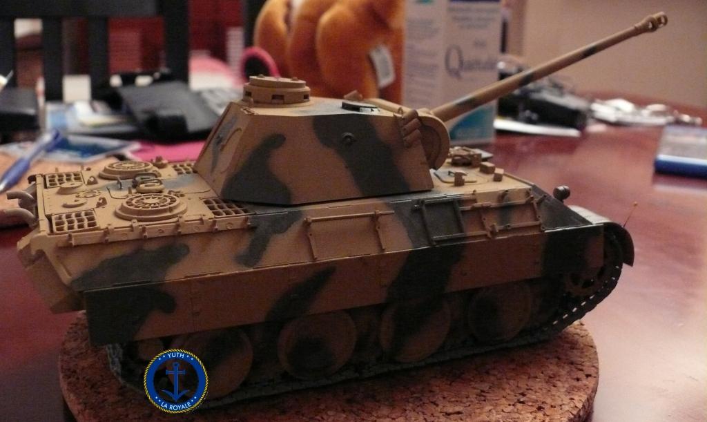 Panzerkampfwagen Panzer V Panther Ausf D. - Page 3 896791panther12