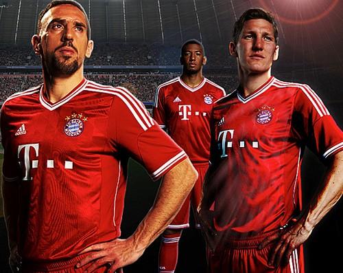 Football 898315bayernmunichnouveaumaillotdomicile20132014