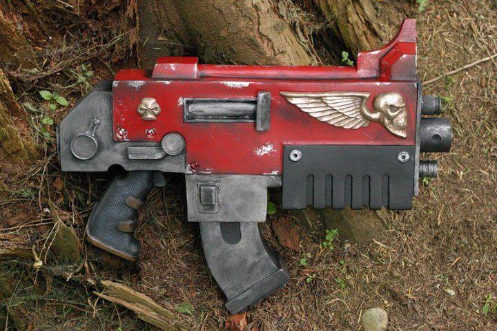 L'Armurerie W40K :  armes pour les grands enfants ! 898687bolter