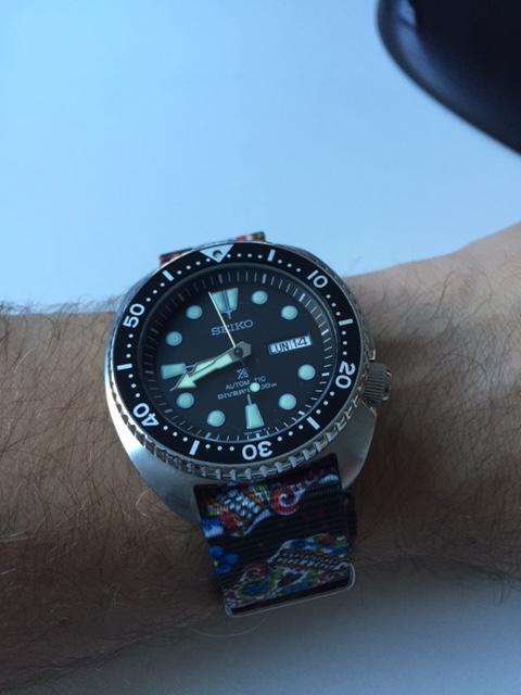 Votre montre du jour - Page 30 899038TurtleSRP77726