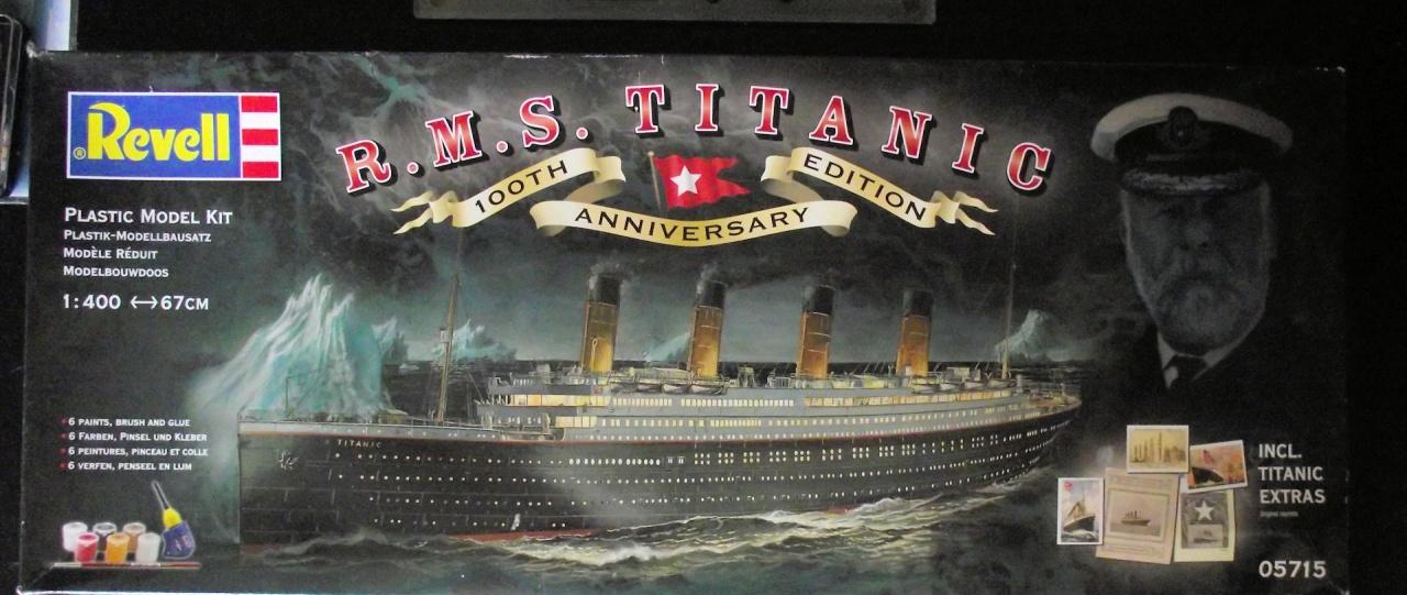 Titanic Revell 1x400 899295DSCF0434