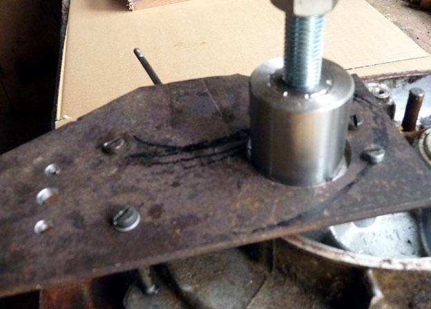 MZ 125 TS changement de roulements d'une MZ 125TS 899327P1030152