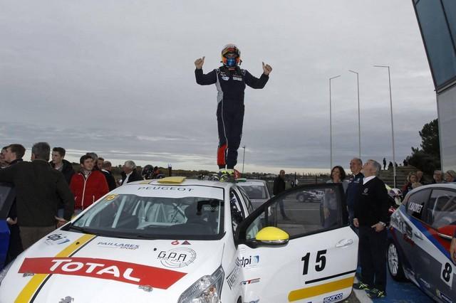 Rencontres Peugeot Sport - Quatre Titres Distribués A Nogaro ! 90002514976460