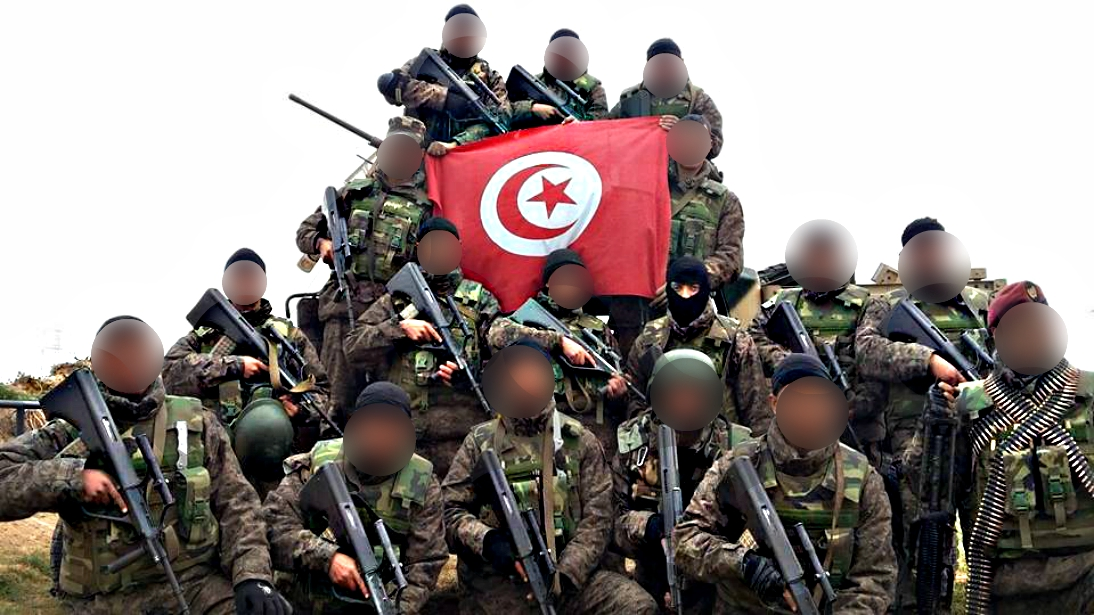 Armée Tunisienne / Tunisian Armed Forces / القوات المسلحة التونسية - Page 2 900593128216169269549674193922106440305724689251n